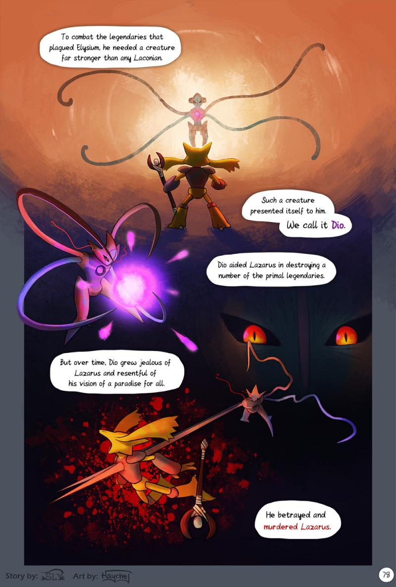 PMD: Tales of Elysium :: Comics - Volume 2 p78